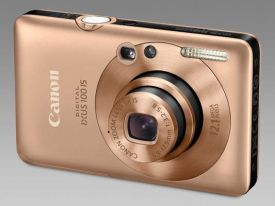 Canon Digital IXUS 100 IS Review Image