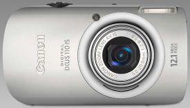 Canon Digital IXUS 110 IS Review Image