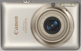 Canon Digital IXUS 120 IS Review Image
