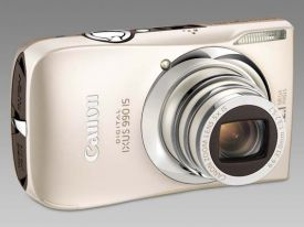 Canon Digital IXUS 990 IS Review Image
