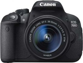 Canon EOS 700D Review Image