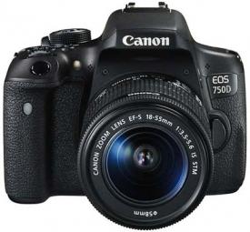 Canon EOS 750D Review Image