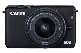 Canon EOS M10 Review Image