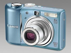 Canon PowerShot A1100 IS Review Image