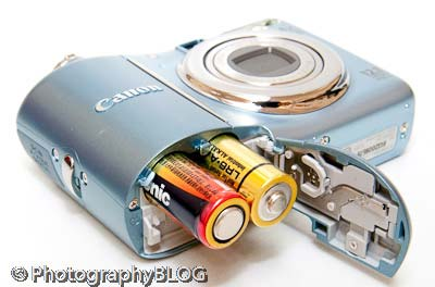 Canon Powershot A1100 IS