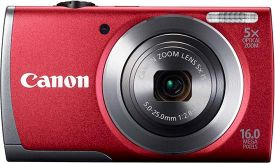 Canon PowerShot A3500 IS Review Image