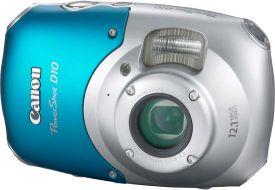 Canon PowerShot D10 Review Image