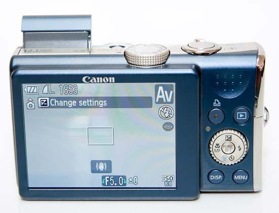 Canon PowerShot SX200 IS