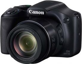 Canon PowerShot SX530 HS Review Image