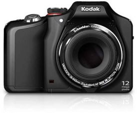 Kodak EasyShare Z990 Review Image