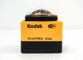 Kodak PixPro SP360 Review Image