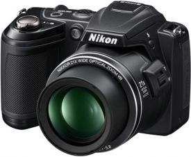 Nikon Coolpix L120 Review Image