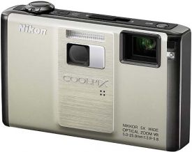 Nikon Coolpix S1000pj Review Image