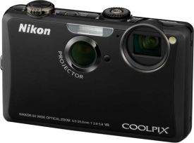 Nikon Coolpix S1100pj Review Image