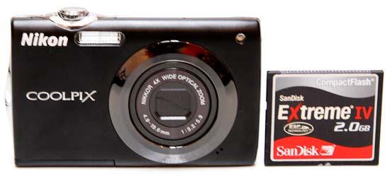 Nikon Coolpix S3000