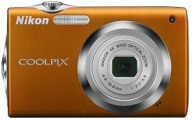 Nikon Coolpix S3000 Review Image