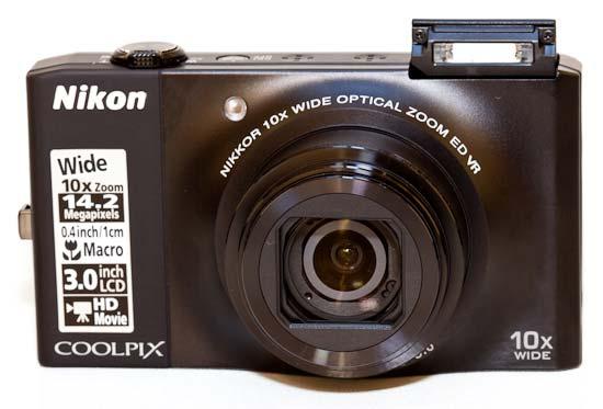 Nikon Coolpix S8000