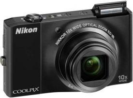 Nikon Coolpix S8000 Review Image