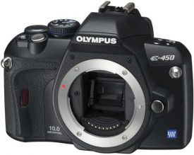 Olympus E-450 Review Image