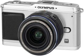 Olympus E-P1 Review Image
