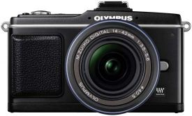 Olympus E-P2 Review Image