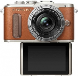 Olympus E-PL8 Review Image