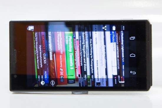 Panasonic Lumix DMC-CM1 Review - Digital Camera Reviews