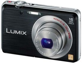 Panasonic Lumix DMC-FS45 Review Image