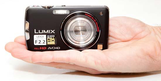 Panasonic Lumix DMC-FX700 Review - Digital Camera Reviews
