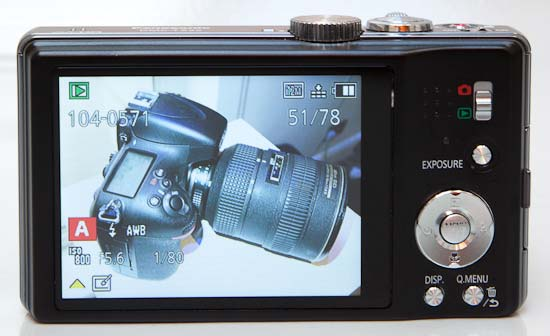 Panasonic Lumix DMC-TZ25 Review - Digital Camera Reviews