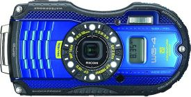 Ricoh WG-4 GPS Review Image