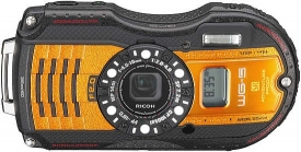 Ricoh WG-5 GPS Review Image