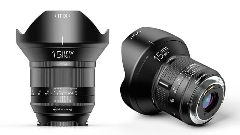 Irix 15mm f / 2.4