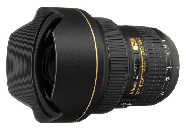 NIKKOR AF-S 14-24mm f / 2.8G ED