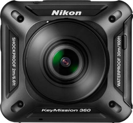 Nikon KeyMission 360 Review Image